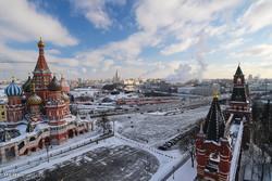 آخرین ماه زمستان در مسکو
