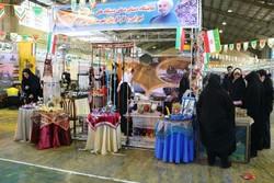 استاندار تهران از نمایشگاه دستاوردهای دولت در ورامین بازدید کرد