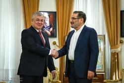 Putin'in Özel Temsilcisi, Şemhani ile görüştü