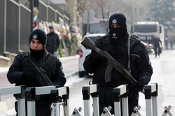 Suicide bomber in Turkey shot