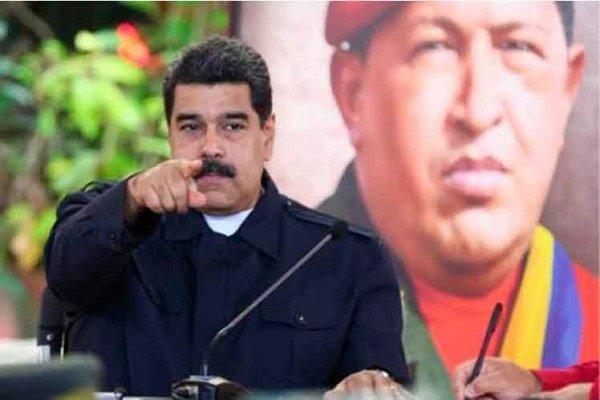 نیکولاس مادورو هوگو چاوز
