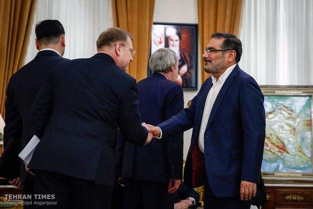 Putin's Syria envoy meets Shamkhani