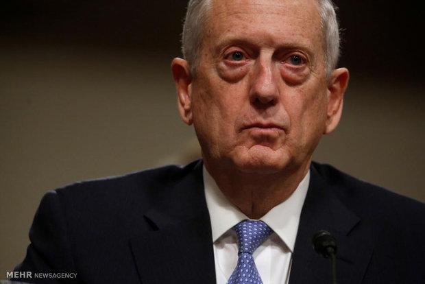 وائٹ ہاؤس چھوڑنے کا کوئی ارادہ نہیں، امریکی وزیردفاع