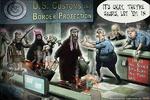 راعي الإرهاب العالمي يدخل الولايات المتحدة!