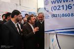 وزير الاتصالات يفتتح المرحلة الثانية من الشبكة الوطنية المعلوماتية / صور