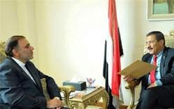 القائم بأعمال السفارة الإيرانية بصنعاء يلتقي وزير خارجية اليمن
