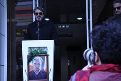 حسن علیزاده با حضور هنرمندان سینما و موسیقی بدرقه شد