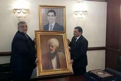 """Türkmenistan'da """"İran Kültür Haftası"""" başladı"""