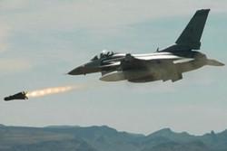 اسرائیلی جنگی طیاروں کا غزہ کے مرکز پر حملہ