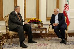 دیدار ظریف با نماینده ویژه دبیر کل سازمان ملل در امور عراق