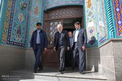 کتاب زندگینامه دکتر علی اکبر صالحی در قزوین رونمایی شد