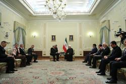 دیدار رئیس مجلس ملی بلاروس با رئیس جمهور