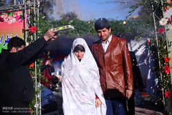 جشن ازدواج دانشجویی ۱۴۰ زوج دانشجو