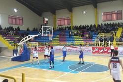 تیم بسکتبال شهرداری گرگان