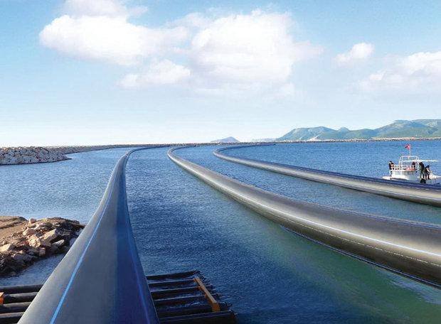 Iran-Oman gas pipeline