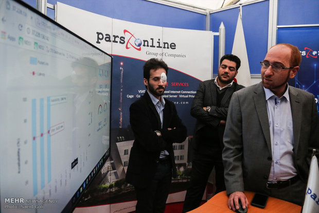 Iran launches 2nd phase of Natl. Internet
