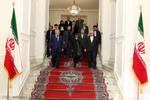 دیدار وزیران خارجه و نفت ونزوئلا با محمد جواد ظریف وزیر امور خارجه