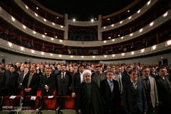 Pres. Rouhani opens Book of the Year Award ceremony