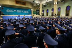 Commanders of Army Air Forces met with Ayatollah Khamenei