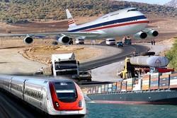 عدم حضور تعاون در حمل و نقل ریلی و هوایی
