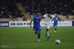 دیدار تیم های فوتبال استقلال تهران و السد قطر