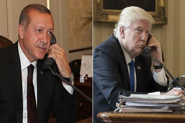 Erdoğan ve Trump bu gece telefonda görüşecek