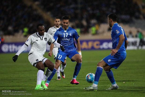ضربات پنالتی/ السد قطر ۳ - استقلال ۴/ صعود استقلال به مرحله گروهی
