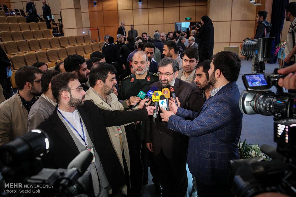 همایش مدیریت جهادی وامنیت ملی