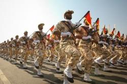 حرس الثورة الإسلامية : الأعداء يهدفون الى إضعاف الثورة الاسلامية من خلال تحريف مبادئها
