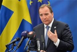 Swedish PM to arrive in Tehran