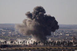 محاصره داعش در شهر الباب