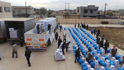 Humanitarian situation improves in eastern Mosul