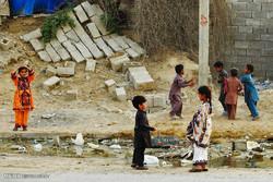 فقر و حاشیه نشینی در بندر چابهار