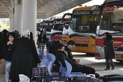 نشست رانندگان اتوبوسهای توریستی