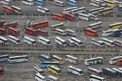 ۶۷هزار مسافر نوروزی در ناوگان حمل و نقل عمومی استان سمنان جابجاشد