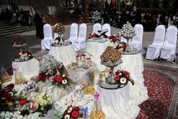 چهارمین جشن« ازدواج دانشجویی »در شهرستان صومعه سرا برگزار شد
