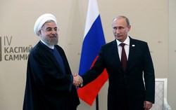 Russia, Iran agree to strengthen military coop. after new US sanctions