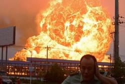 آتش سوزی در هتلی در چین ۱۸ کشته برجا گذاشت