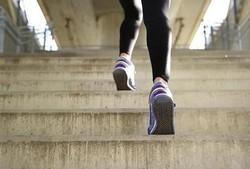 پله نوردی برای سلامت قلب مفید است