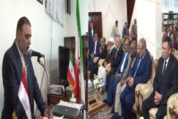Iran's embassy in Sana'a celebrates Islamic Revolution anniv.