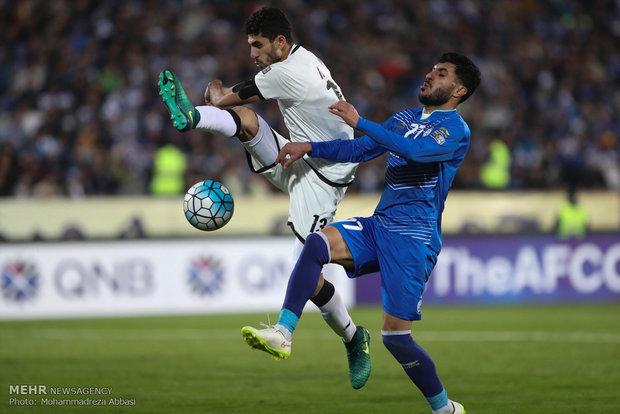 مباراة استقلال الايراني والسد القطري في دوري ابطال آسيا