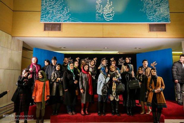10th day of 35th Fajr Filmfest.