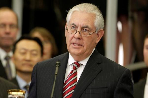 وزیر خارجه آمریکا فرا رسیدن نوروز را تبریک گفت