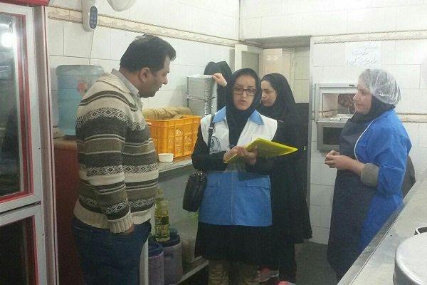 نظارت بر صنوف حساس رستوران و غذافروشیها در دشتستان تشدید شد