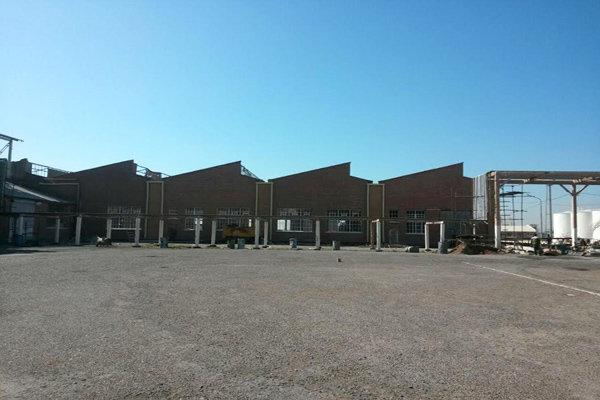 کارخانه تولید روغن ایرانول آبادان