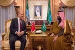 سعودیہ کا  ترکی سے جنگی کشتیاں خریدنے کا معاہدہ منسوخ