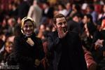 35. Fecr Film Festivali'nin kapanış töreninden kareler
