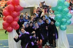 ۳۵۰۰ نفر در مسابقات ورزشی دانشآموزان همدان شرکت دارند
