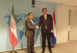 İran ve Hollanda ilişkileri geliştirilecek
