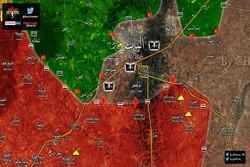 الجيش السوري یسيطر على بلدتي دير قاق والشماوية جنوب الباب